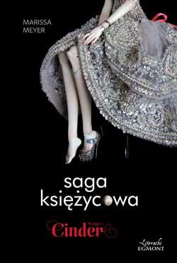 saga księżycowa cinder Marissa Meyer
