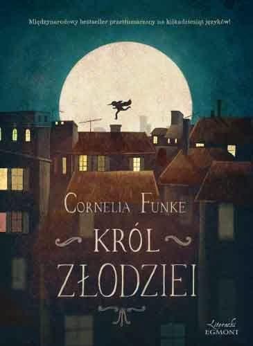 król złodziei Cornelia Funke