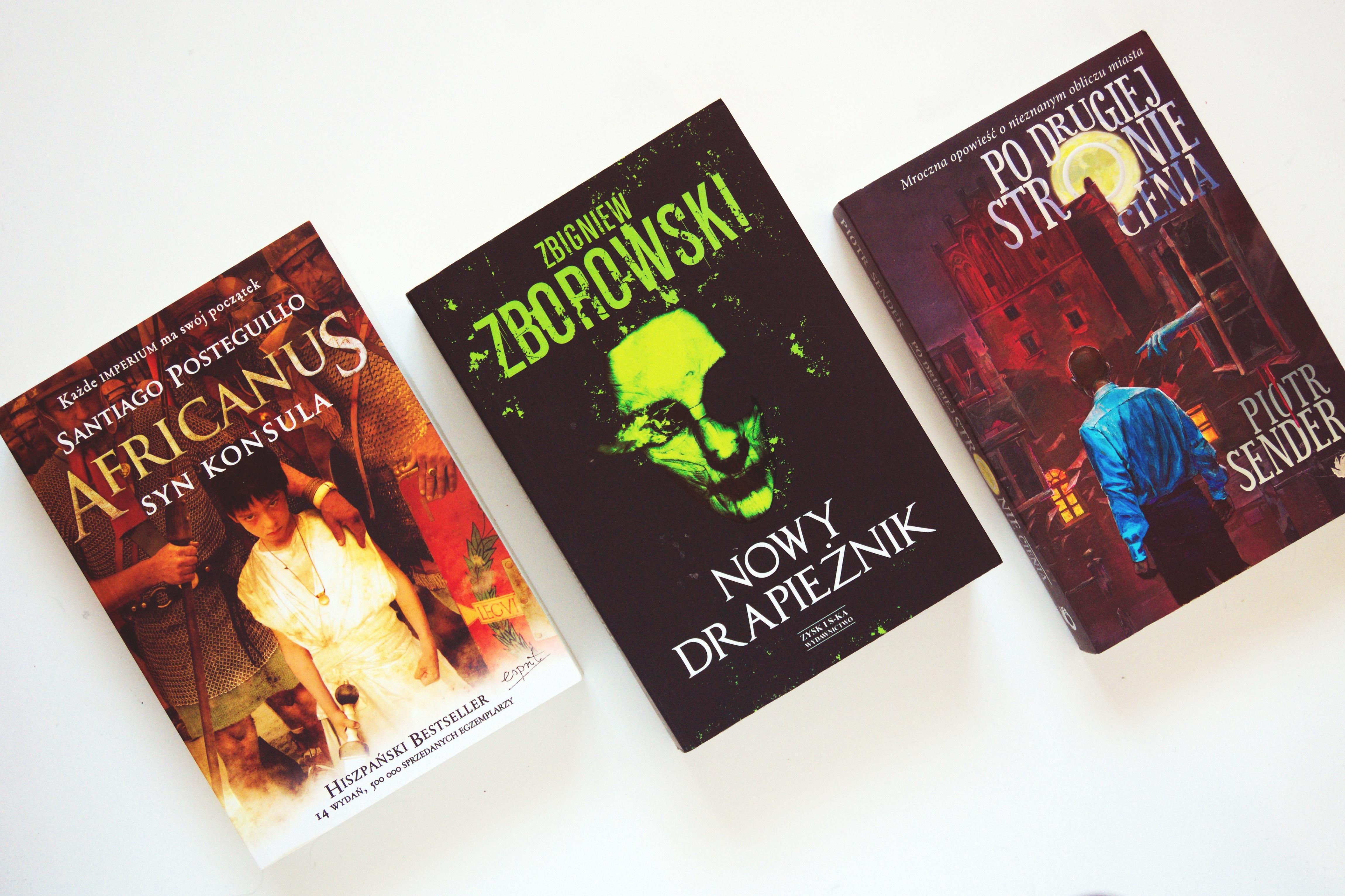 książki dla chłopaków