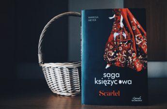 saga księżycowa scarlet marissa meyer