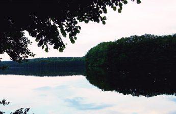 jezioroZałom