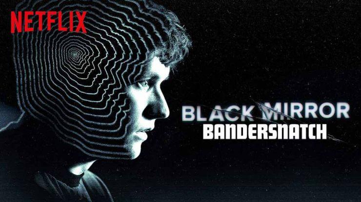 Czarne lustro: Bandersnatch serial netflix