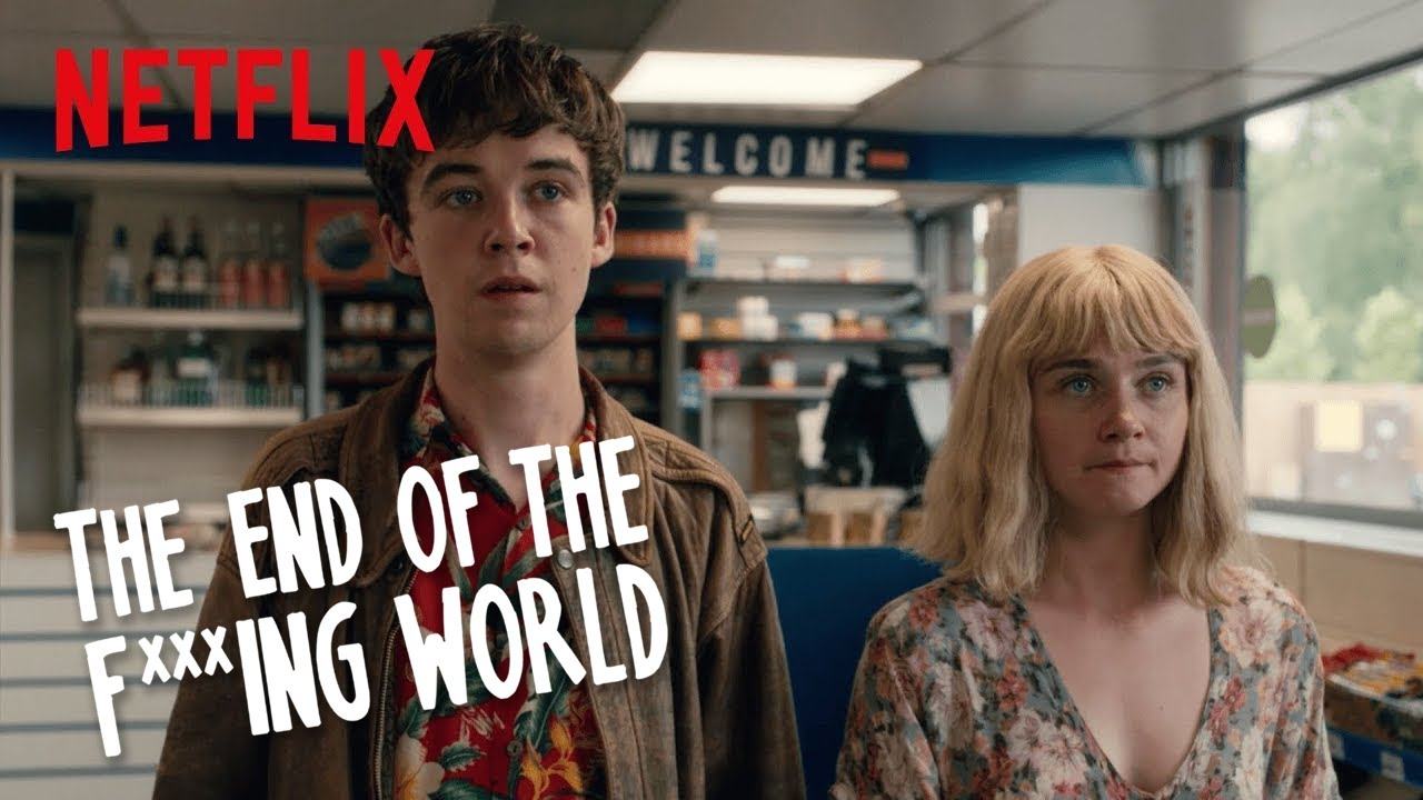 The End of the F***ing World serial netflix