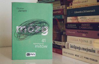mózg 41 największych mitów christian jarrett